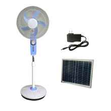 "16"" Solar rechargeable fan"